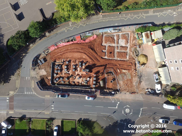 Progress on-site for more Council homes in the South West