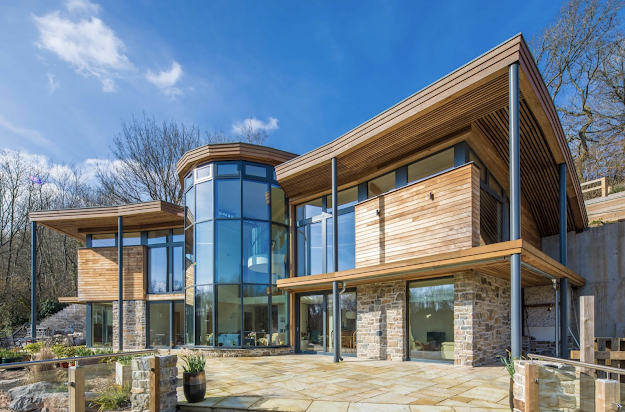 Regenerative design at Sherwood – another Certified Passivhaus, A rated and Zero Carbon House by G&S Architects