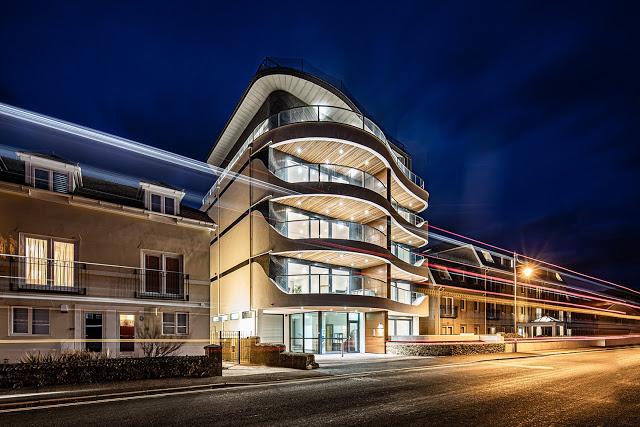 UK's 1st Passivhaus Plus Zero Carbon Multi Residential Scheme – Seaton Beach